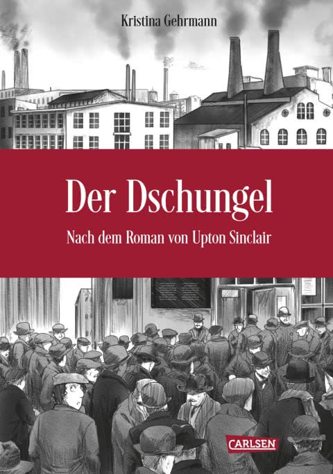 Der Dschungel Graphic Novel