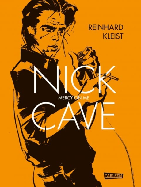 Nick Cave Graphic Novel