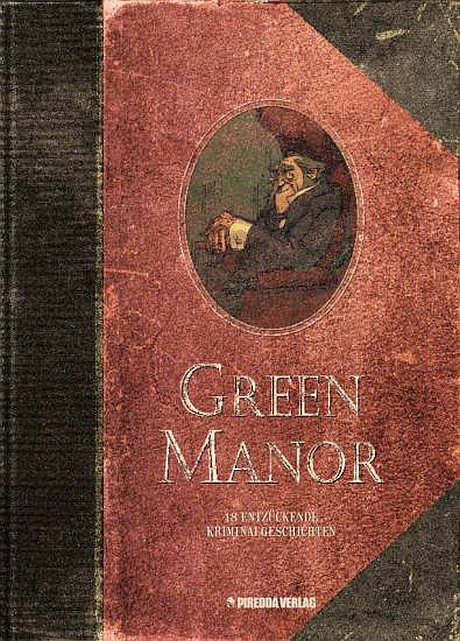 Green Manor Graphic Novel
