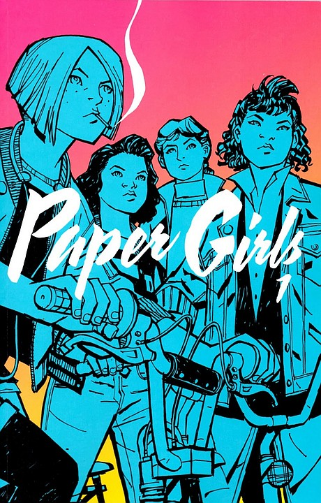 Paper Girls 1 Comic