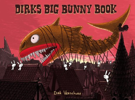 Dirks Big Bunny Book