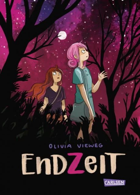 Endzeit Graphic Novel