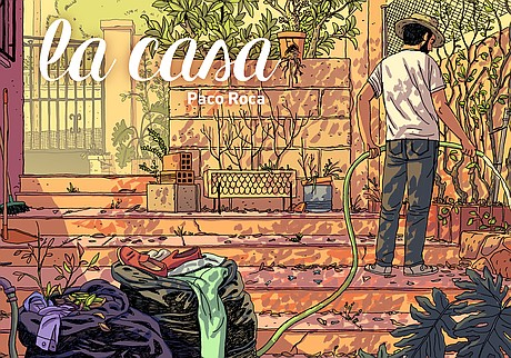 La Casa Graphic Novel