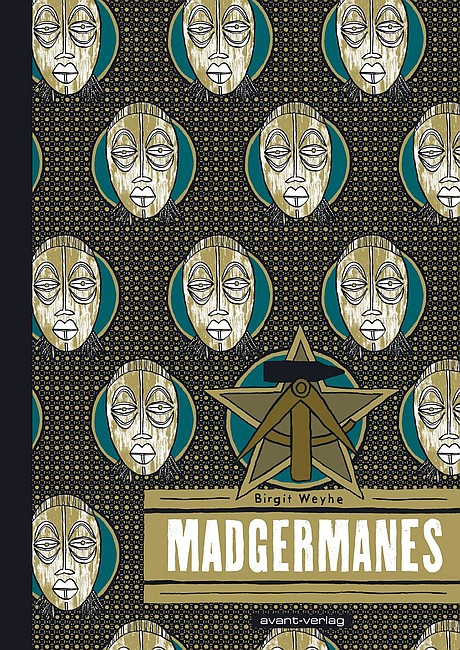 Madgermanes Graphic Novel