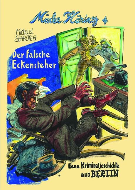 Mäcke Häring Berlin Comic