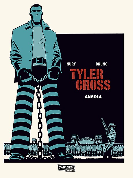Tyler Cross Comic