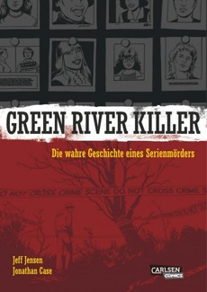 Green River Killer Graphic Novel