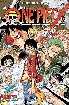 One Piece Manga