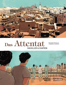 Das Attentat Graphic Novel