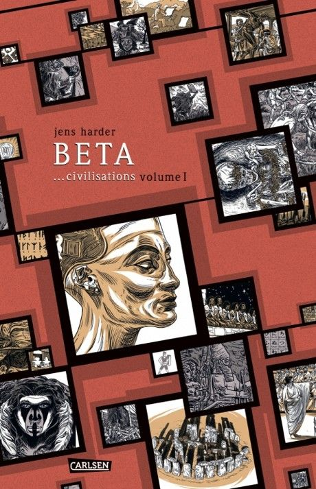Beta Graphic Novel