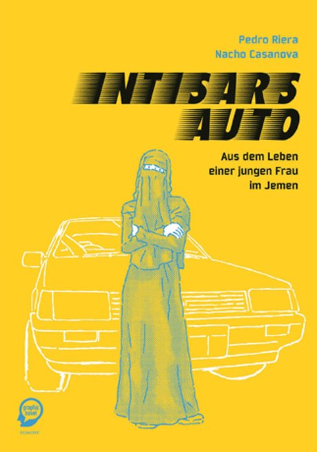 Intisars Auto Comic Graphic Novel