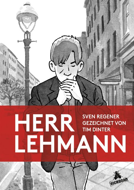 Herr Lehmann Graphic Novel