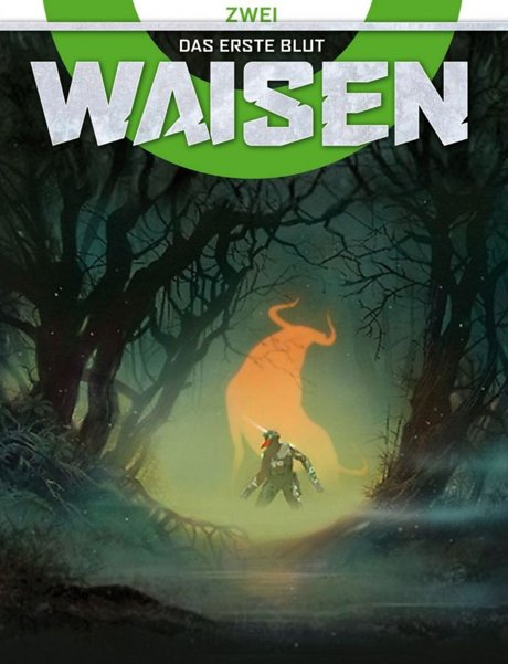 Waisen Band 2 Graphic Novel Comic