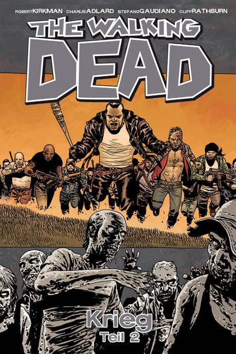 The Walking Dead 21 Der Krieg Band 2 Comic Graphic Novel