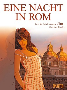 Eine Nacht in Rom Bd. 2: Zweites Buch Comic Graphic Novel