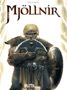 Mjöllnir - Splitter Double Comic Graphic Novel Gesamtausgabe