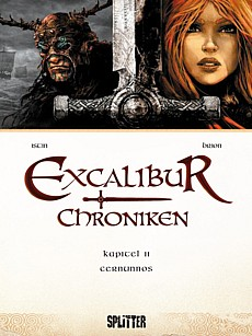 Excalibur 2 Comic