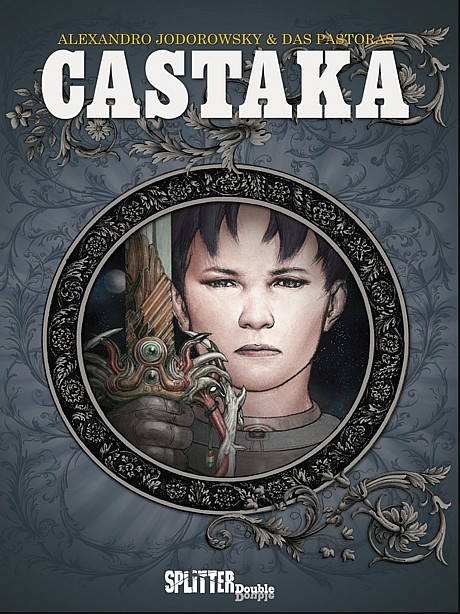 Castaka Comic Comic Graphic Novel
