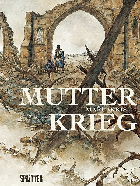 Mutterkrieg Graphic Novel