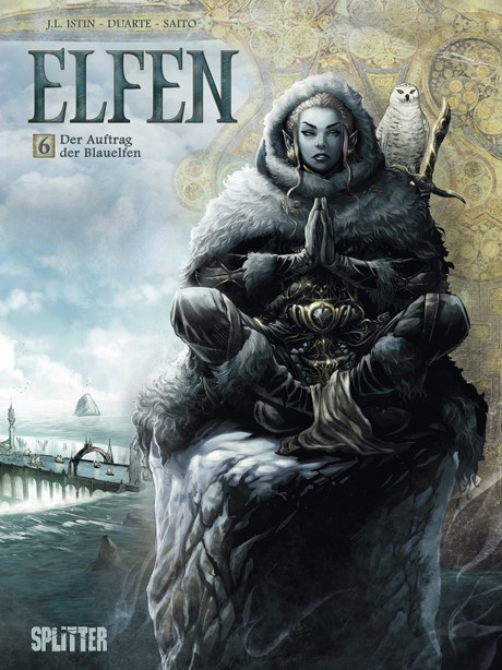 Elfen Band 6 Comic