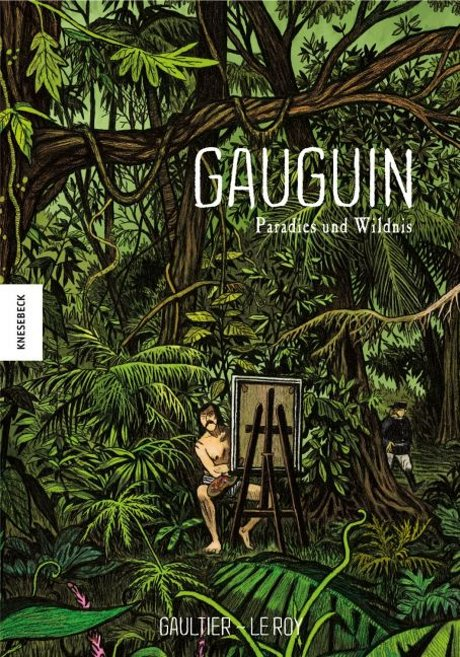 Gauguin Graphic Novel