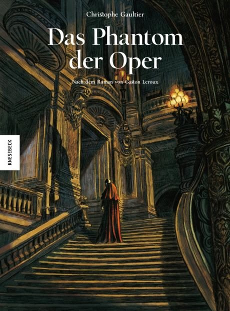Das Phantom der Oper Graphic Novel