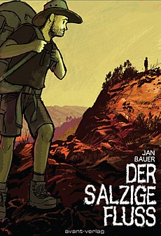 Der salzige Fluss Graphic Novel