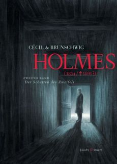 Holmes Comic Graphic Novel