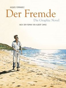 Der Fremde Graphic Novel