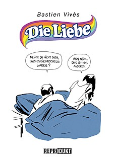 Die Liebe Graphic Novel
