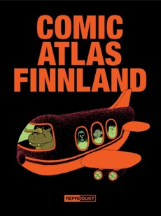 Comic Atlas Finland Comic Anthologie