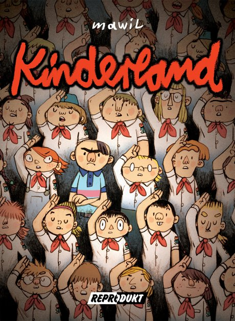Kinderland Graphic Novel