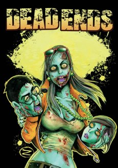 Dead Ends Manga Comic Anthologie