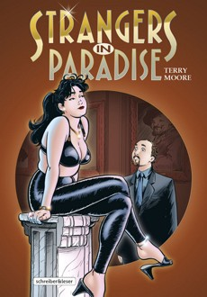 Strangers in Paradise 3 Comic Graphic Novel