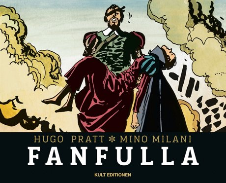 Fanfulla Hugo Pratt Graphic Novel Comic