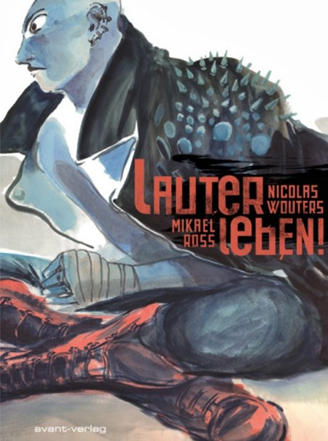 Lauter Leben Graphic Novel