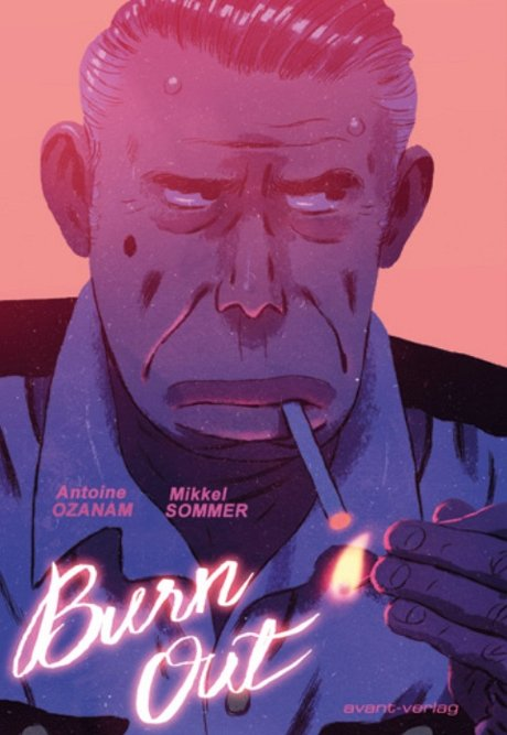 Burn Out Graphic Novel