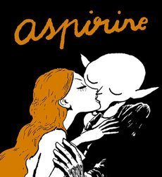 Aspirine von Sfar Comic Graphic Novel