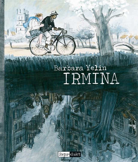 Irmina Graphic Novel