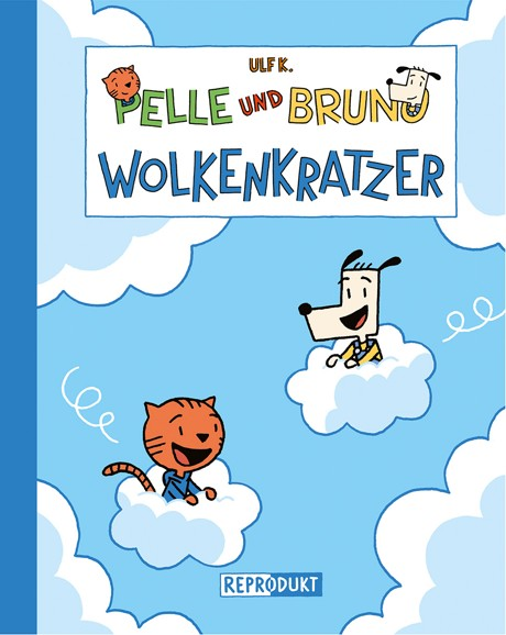 Pelle und Bruno Kindercomic Ulf K.