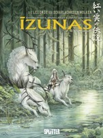 Izunas 1 Comic