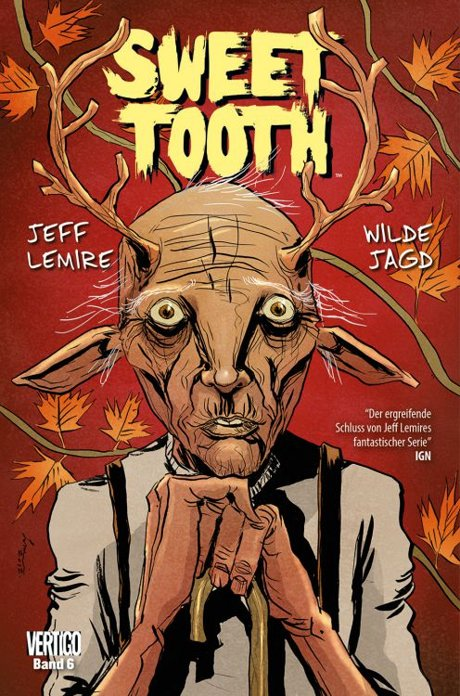 Sweet Tooth Band 6 Wilde Jagd Comic Graphic Novel