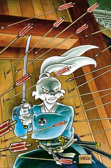 Usagi Yojimbo Comic