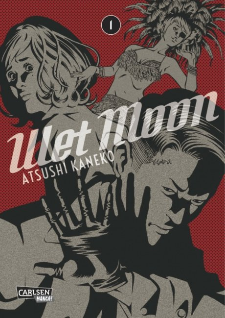 Wet Moon Band 1 Manga Graphic Novel