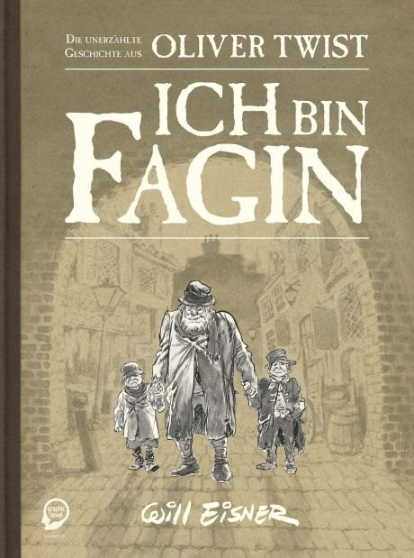Ich bin Fagin Graphic Novel