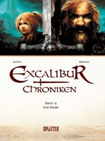 Excalibur Chroniken 3 Comic