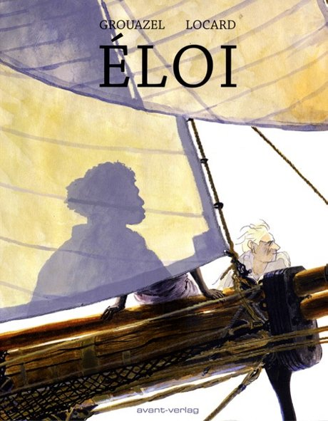 Éloi Graphic Novel