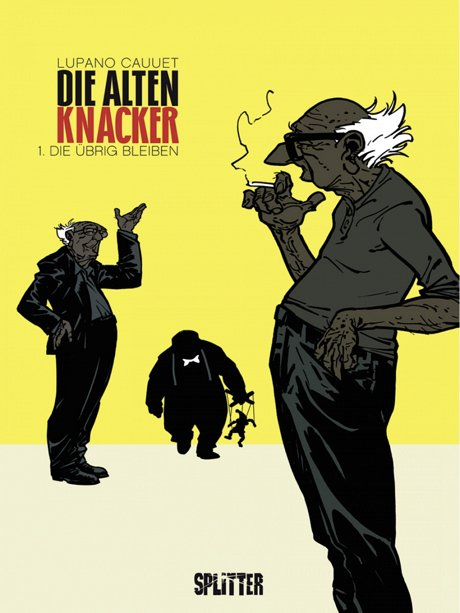 Doe alten Knacker 1 Comic