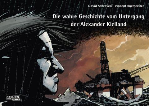 Die wahre Geschichte om Untergang der Alexander Kielland