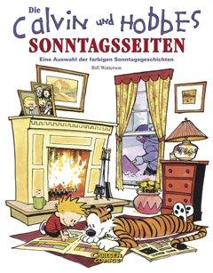 Calvin und Hobbes - Sonntagsseiten